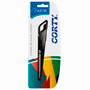 CUTTER AZOR CORTY METALICO 3300 TAMAÑO 9 MM COLOR NEGRO