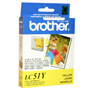 TINTA BROTHER LC51Y LC51Y COLOR AMARILLO