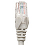 CABLE PATCH UTP CATEGORIA 5E RJ45 A RJ45 INTELLINET COLOR GRIS DE 7.6 METROS 319867