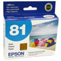 TINTA EPSON T081220 81 COLOR CYAN
