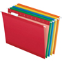 FOLDER DE PAPEL TAMAÑO CARTA TOPS PRODUCTS PENDAFLEX 4152AST TIPO COLGANTE COLOR SURTIDO 1 PQ C/25 PZS