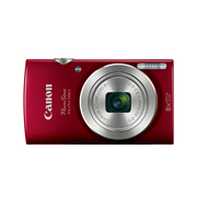 Canon Power Shot ELPH 180 color Roja