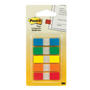 MINIBANDERITAS POST-IT 6835 COLORES SURTIDOS 100 BANDERITAS