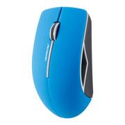 MOUSE RECEPTOR MICRO USB ACTECK AC-916554 CONEXION INALAMBRICA COLOR AZUL