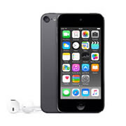 IPOD TOUCH 32GB SPACE GRAY-LAE