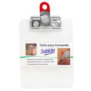 TABLA COMANDA I-CLIP