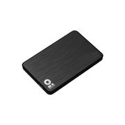 GABINETE HDD 2.5 SATA, USB V2.0 NEGRO