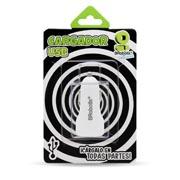 CARGADOR USB PARA AUTO DUAL 3.1A BLANCO