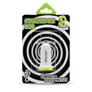 CARGADOR USB PARA AUTO 2.1A 1PTO AMARILL