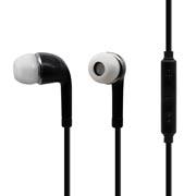 AUDIFONO IN-EAR NEGRO C/MANOS LIBRES