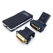CONVERTIDOR USB A DVI/HDMI/SVGA