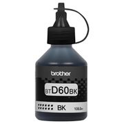 TINTA BROTHER BTD60BK COLOR NEGRO