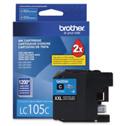 TINTA BROTHER LC105C LC105C COLOR CYAN