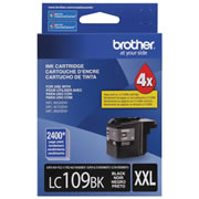 TINTA BROTHER LC109BKXXL LC109BK COLOR NEGRO