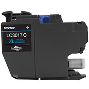 TONER BROTHER LC3017C COLOR CYAN