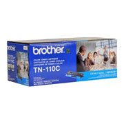 Cartucho original de toner color BROTHER TN-110C