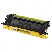 Cartucho original de toner color BROTHER TN-110Y