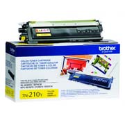 Cartucho original toner amarillo BROTHER TN-210Y
