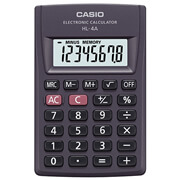 Calculadora Casio básica 8 digitos
