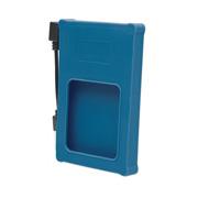 GABINETE HDD 2.5 SATA, USB V2.0 SIL A