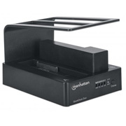Gabinete QuickDock HDD*2 SATA-USB 3.0