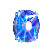 CM CA MEGAFLOW 200 BLUE LED SILENT FAN (