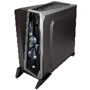 GABINETE CORSAIR SPEC ALPHA BLACK/SILVE