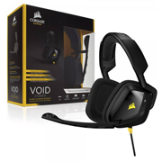HEADSET CORSAIR VOID STEREO 3.5MM BLACK