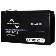 BATERIA PARA NO BREAK DATA SHIELD DE 12 V 7.2 AH