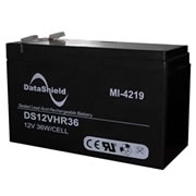 BATERIA PARA NO BREAK DATA SHIELD DE 12 V 9.0 AH