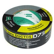 CINTA ADHESIVA PARA DUCTO DEVEK D73 COLOR PLATA DE 48 MM X 50 M 1 PIEZA
