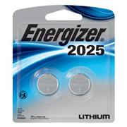 PILA ENERGIZER DE LITIO CR2025