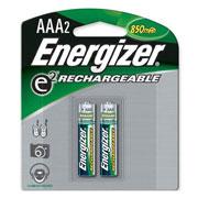 PILA RECARGABLE ENERGIZER AAA 2 PIEZAS