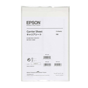 PAPEL BLANCO EPSON CARRIER SHEET 1 PAQUETE CON 5 HOJAS