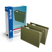 FOLDER DE PAPEL TAMAÑO OFICIO TOPS PRODUCTS PENDAFLEX 91535 TIPO COLGANTE COLOR VERDE 1 PQ C/25 PZS