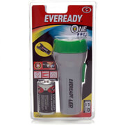 Linterna one led marca eveready