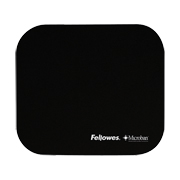 Mousepad Microban Negro Fellowes