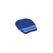 Mousepad gel azul cristal fellowes