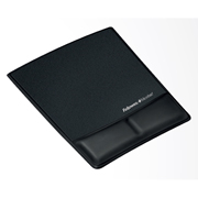 Mousepad fellowes en negro