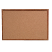 Tablero de corcho natural 60x90cms 1p