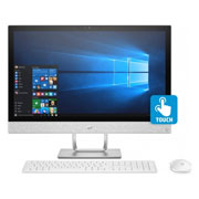 ALL IN ONE HP 24-R110LA INTEL CORE I5 RAM DE  6 GB DD 1 TB DE 23.8 PULGADAS