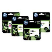 PACK DE 4 CARTUCHOS DE TINTAS HP 954XL NEGRO, AMARILLO, CYAN, MAGENTA ORIGINAL L0S71AL, L0S68AL, L0S62AL Y L0S65AL