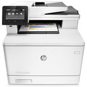 Multifuncional HP  a Color LaserJet Pro M477nw