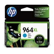 HP 964XL CYAN ORIGINAL INK CARTRIDGE