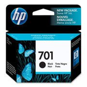 TINTA HP 701 CC635A COLOR NEGRO