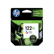 CARTUCHO DE TINTA HP 122XL TRICOLOR ORIGINAL CH564HL