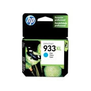 Cartucho original de tinta cyan HP 933XL