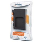 GABINETE HDD 2.5 SATA, USB V2.0 SIL N