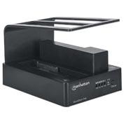 GABINETE QUICKDOCK HDD*2 SATA-USB V3.