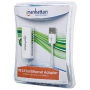 ADAPTADOR USB V2.0 DE RED A FASTETHERNET
